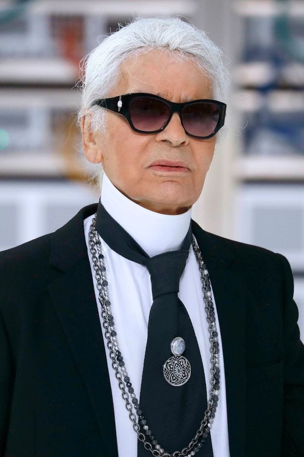 c9ca7407ca3 Yesterday the world lost a legend  Karl Lagerfeld